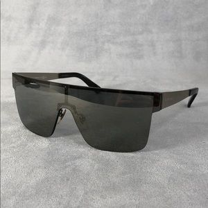 Gucci sunglasses modern shield